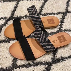 Women's size 7 1/2 target sandals